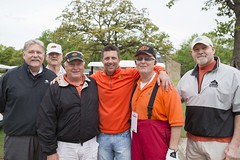 Mike Gundy Legends of Football Golf Tournament, Friday, April 17, 2015, Stillwater Country Club.  Bruce Waterfield/OSU Athletics (OSUAthletics) Tags: golf football tournament osu legends 2015 oklahomastateuniversity gundy mikegundy