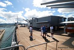 DSC_0070 (snakephoto) Tags: hawaii harbor nikon inch zoom wide sigma missouri guns pearl honolulu 16 battleship ff uss 1224 bb63 d80 snakephoto