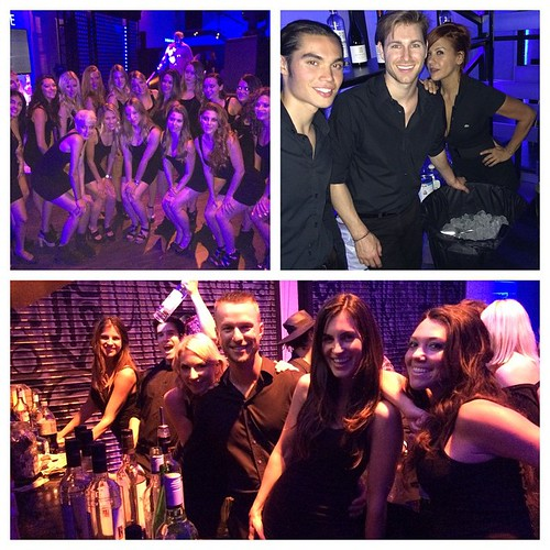 It was so great to be a part of the Samsung Studio LA launch party with @thefoodmatters & @event_eleven! Brandon Flowers performance was amaze! Looking forward to the next one! #eventlife #eventfam #bartenders #servers #staffing #models #bottleservice #th