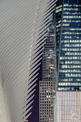 QUILL (Imaginoor Photography) Tags: newyork tower architecture night path calatrava mta wtc oculus freedomtower shehab hossain imaginoorphotography