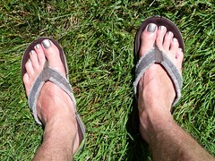 Summer Gray Shimmer (toepaintguy) Tags: boy summer man sexy male men guy feet glitter bronze fun foot shiny toe shine masculine sandals gorgeous nail gray tan polish glossy nails fingernails gloss fingernail sandal toenails shimmer allure toenail daring lacquer