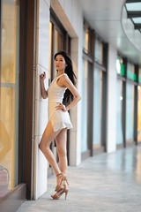 XiaoFan001 (greenjacket888) Tags: portrait cute beautiful asian md leg lovely sg  leggy          asianbeauty   85l  85f12  beautyleg   5dmk 5d3