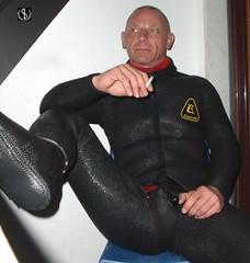 1007 57 (rubbermax) Tags: rubber wetsuit neoprene