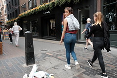 20160717T10-18-16Z-DSCF1303 (fitzrovialitter) Tags: street urban london girl westminster trash geotagged garbage mac fuji fitzrovia camden soho streetphotography documentary litter jeans bloomsbury rubbish environment paddington mayfair westend flytipping dumping cityoflondon x70 marylebone peterfoster classicchrome fitzrovialitter