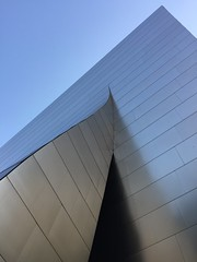 Steel Curves (Jenny Beatty) Tags: steel design curves walt disney concert hall gehry los angeles california miksang