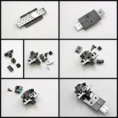 Console instructions (Inthert) Tags: lego cockpit millennium controls falcon instructions console moc