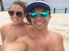 Chilling w Danielle (undies78) Tags: sunglasses danielle curaao daniellesweeney