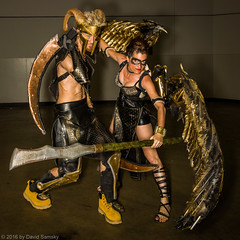 _MG_4563 MomoCon 2016 Sunday 5-29-2016.jpg (dsamsky) Tags: sfx costumes scottmillican sunday 5292016 models sureal momocon2016 gwcc cosplayer cosplay momocon anime