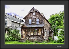 Abandoned Calumet MI (the Gallopping Geezer 3.7 million + views....) Tags: old house building abandoned home mi canon decay michigan structure historic business faded vacant worn upperpeninsula derelict 1740 decayed smalltown geezer calumet dwelling 2016 storefornt 5ds