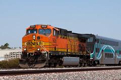 BNSF No. 5626 (jbp274) Tags: fullerton trains railroad tracks locomotive burlingtonnorthernsantafe bnsf generalelectric ge metrolink