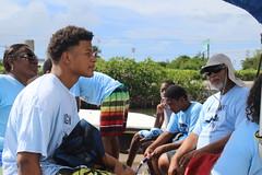 IMG_1710 (Florida Sea Grant) Tags: coral kids youth professor sponge scientists mahoganyyouth