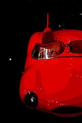 DSC_8191-01+ (K_LanePhotography) Tags: jag racecar red blackhawk museum