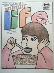 Hey Mikey! (ThaneTheBrain) Tags: life cereal hey mikey he likes it illustration scott walton thane thanethebrain linkedin