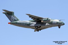 PT-ZNF LMML 22-07-2016 (Burmarrad) Tags: airline brazil air force aircraft embraer kc390 registration ptznf cn 001 lmml 22072016