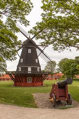 Windmill the grounds of the Kastellet (anthsnap!) Tags: denmark copenhagen kastellet windmill
