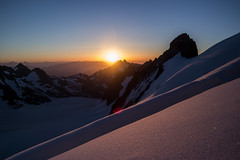 En route vers le Dome (Mat 65) Tags: ecrins 4000 alpes montagne mountain barre