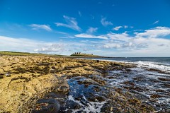 Northumberland road trip Aug 2016_0135 (Mark Schofield @ JB Schofield) Tags: nationalpark north northumberland northumbria east england coast dunstanburgh castle tynemouth river tyne tees wear pier landscape canon 5dmk3 beach redcar