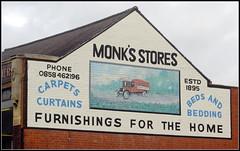 Sign (Lotsapix) Tags: signs wallart mura mural marketharborough leicestershire ghostsigns