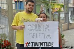 Coleta Seletiva (8) (juventudeibmeier) Tags: coleta seletiva