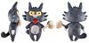 SIMPSONS PHUNNY scratchy (toysrevil2) Tags: thesimpsons phoney kidrobot plush