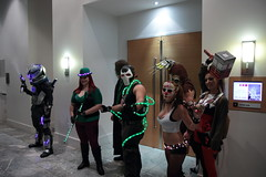 IMG_1513 (wesuah) Tags: dragoncon dragon con 2016 dc batman villains mister mr freeze bane riddler joker harley quinn