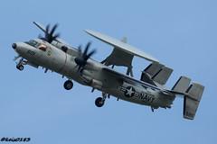 US NAVY VAW-115  E-2C Hawkeye (keis0204) Tags: us navy vaw115 e2c hawkeye usnavy libertybells aviation aircraft airplanes airplane plane military canon eos7dmarkii ef100400mmf4556lisiiusm flight atsugi