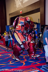 Hulkbuster by Extreme Costumes at 2016 TerrifiCon, Uncasville Ct (Wil Elliott Images) Tags: mohigansun lightroom6 hulkbuster geekculture ironman theavengers uncasvillect cosplay comiccon extremcostumes wilelliottimages 2016 nikond7200 tamron16300mmf3563 terrificon