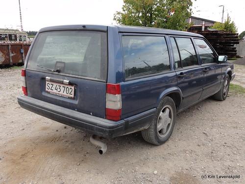 1992' Volvo 940 GL Aut.