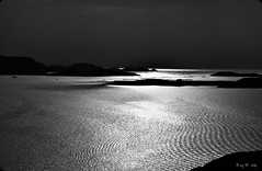 In the light (Michelsen Photography) Tags: northsea nordsjen ocean oksen sotra ygarden norway norge norwegen sea monochrome concord artistic 2016 september