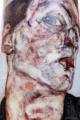 Egon Schiele (Anita Pravits) Tags: egonschiele plakat poster selbstportrait selfportrait litfassule advertisingcolumn