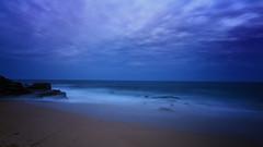Beach (jsvamm) Tags: ifttt 500px beach sydney sunset sky australia clouds water sea ocean rocks long exposure
