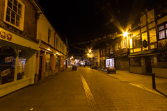 Brigg at Night (4 of 9) (johnlinford) Tags: brigg bulb canon canonefs1022 canoneos7d highstreet lights longexposure market markettown night nighttime street town village