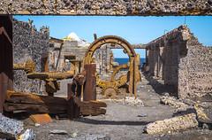 White Island abandoned mine