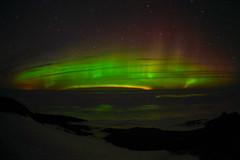Aurora (eahackne) Tags: fisheye aurora upperpeninsula northernlights auroraborealis keweenawpeninsula