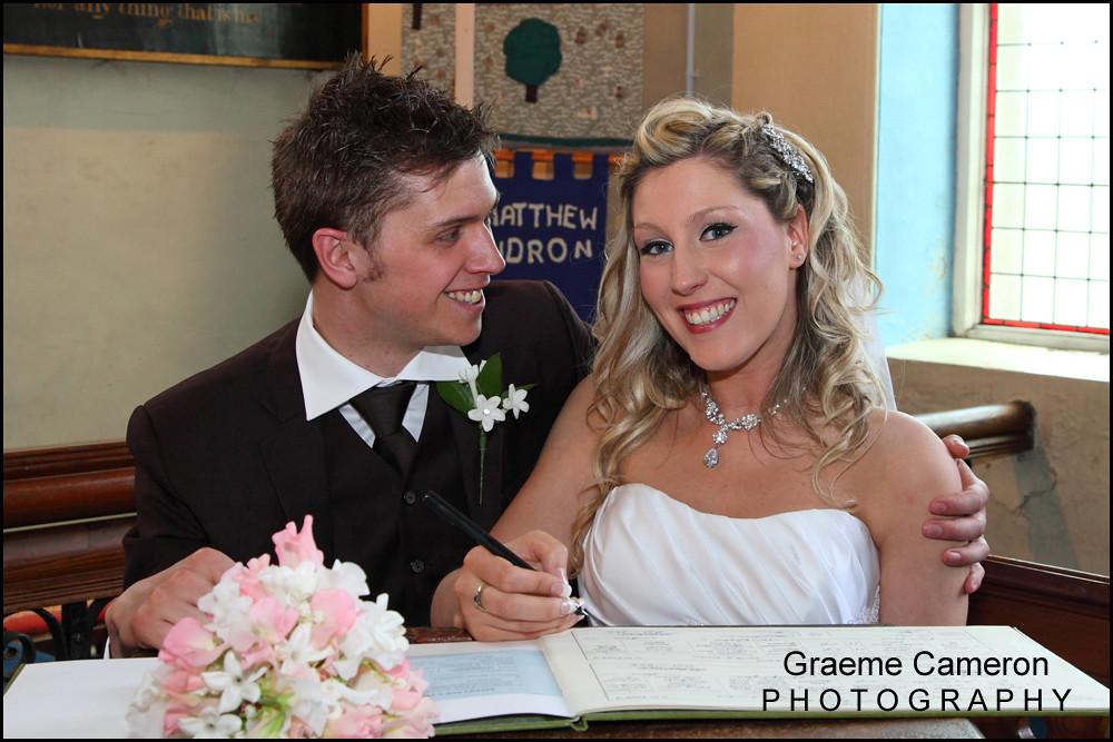 Ulverston wedding