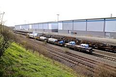 60099 Tinsley Yard 02 Apr 15 (doughnut14) Tags: diesel steel sheffield tata rail loco tug freight southyorkshire tinsley class60 marshallingyard 60099 sirft