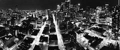 metropolis toronto ((robcee)) Tags: city bw panorama toronto ontario canada dark tmax3200 noir cityscape tmax grain olympus metropolis 12mm noise merge 2015 geo:state=ontario geo:country=canada geo:city=toronto iso20000 camera:make=olympusimagingcorp geo:lat=43649005 exif:make=olympusimagingcorp exif:aperture=ƒ20 exif:lens=olympusm12mmf20 camera:model=em1 exif:model=em1 exif:focallength=12mm exif:isospeed=20000 geo:lon=79392128333333