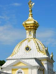 St Petersburg, Peterhof Palace (wattallan594) Tags: travel st europe russia petersburg palace baltic northern peterhof