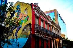 Cores do Rio. (Luciane Lopes) Tags: riodejaneiro grafitte centrodorio coresdobrasil novorio rio2016 nikond3100 brasilemcores