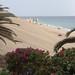 Lokal strand Fuerteventura