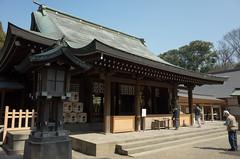 氷川神社拝殿 (Naoki Kikuchi) Tags: 日本 埼玉県 さいたま市 大宮区