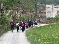 In cammino verso Monasterolo