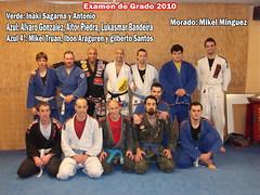 Examen de Grado 2010 Enero de 2011