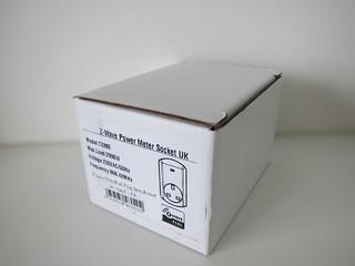 TKB Z-Wave Wall Plug Switch/Meter