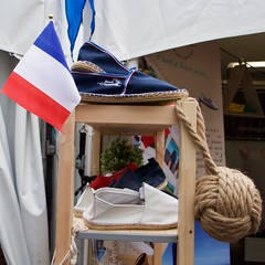 Espadrilles (Val in Sydney) Tags: france festival rouge sydney australia bleu nsw blanc australie
