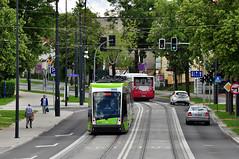 Solaris Tramino S111o #3008 MPK Olsztyn (3x105Na) Tags: solaris tramino s111o 3008 mpk olsztyn mpkolsztyn tram tramwaj strassenbahn polska poland polen