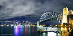 Night Sydney Panorama (renatonovi1) Tags: night panorama sydney harbourbridge sydneyharbour operahouse city cbd australia nsw landscape cityscape