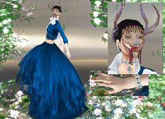 AZUL - Yulia (Rehana MiSS SLVietnam, Face of CHOP ZUEY 2015) Tags: fashion azul secondlife contraption laboheme rehana newrelease slink posesion monso chopzuey rehanaseljan
