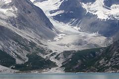 Johns Hopkins tide-water glacier. (Cameron Eckert) Tags: glacierbay glacier conservation habitat tidewater climatechange alaska biodiversity ecosystem change ecology wilderness park protectedarea