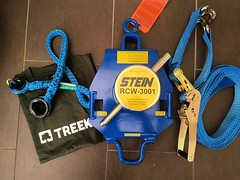 """Some new rigging gear for a couple of bigger trees next week, can't beat next day delivery from @treekitarb 👌 #wardenstreecare <a style=""""margin-left:10px; font-size:0.8em;"""" href=""""http://www.flickr.com/photos/137723818@N08/28016083983/"""" target=""""_blank"""">@flickr</a>"""